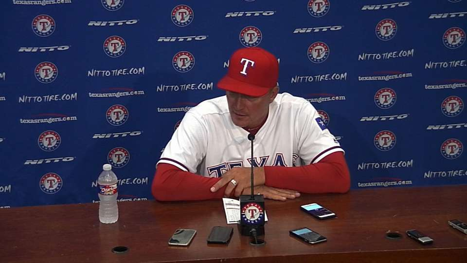 Banister on big win over Yankees