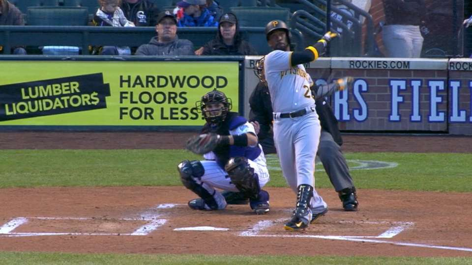 Must C: Cutch's three homers