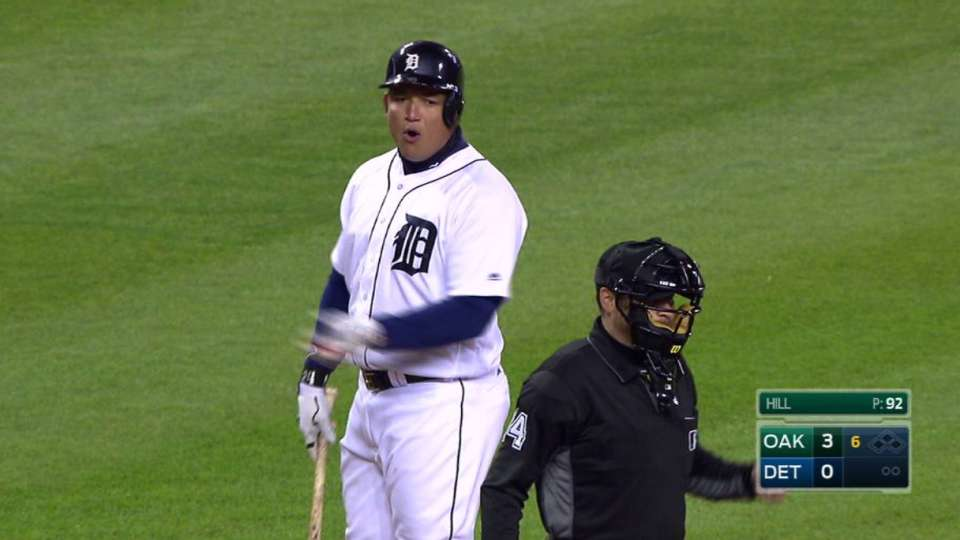 Cabrera tries to call time