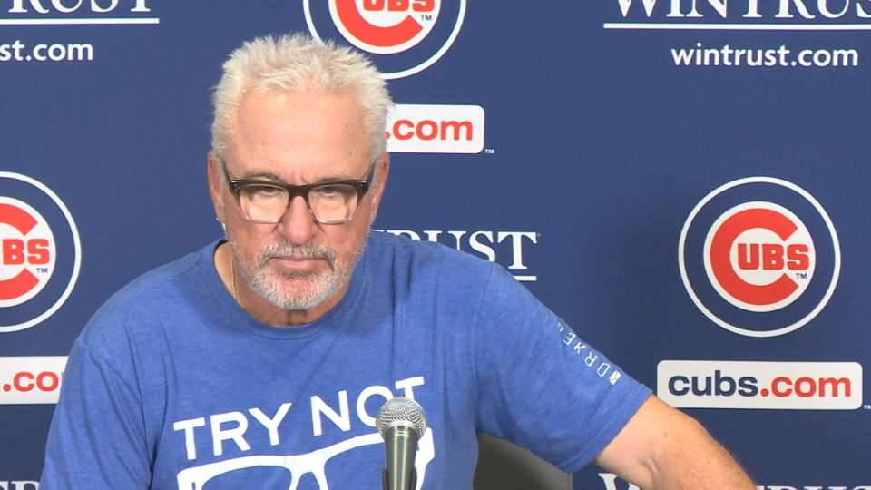 Maddon on win over Brewers