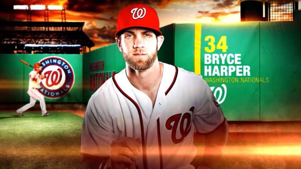 MLB Tonight breaks down Harper