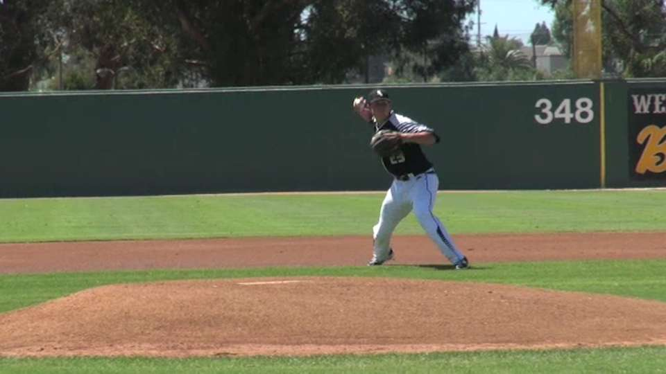 2016 Draft: Cole Stobbe, SS