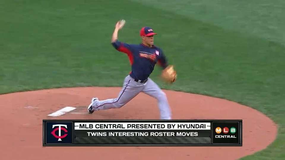 Morosi on Berrios, Sox prospects