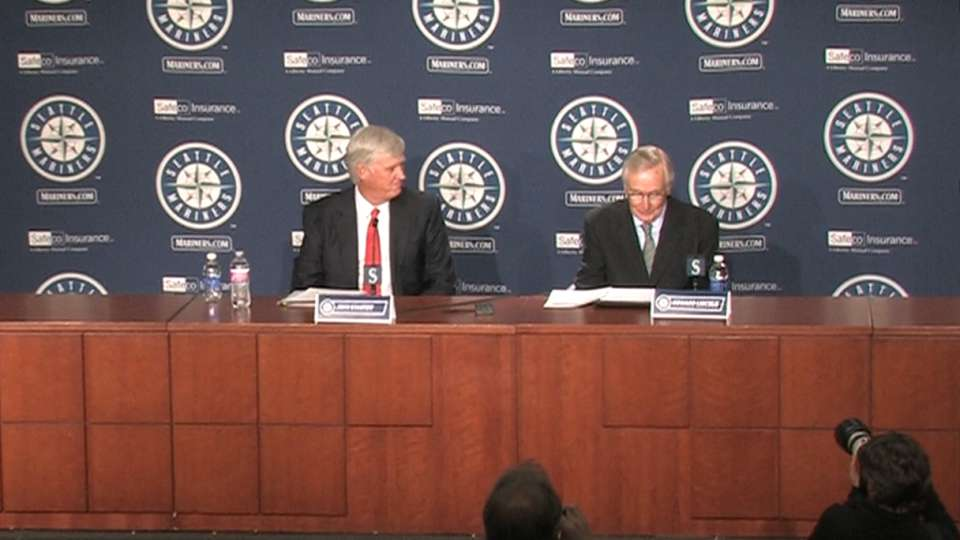Mariners to transition ownership
