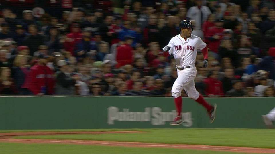 Ortiz's second RBI double
