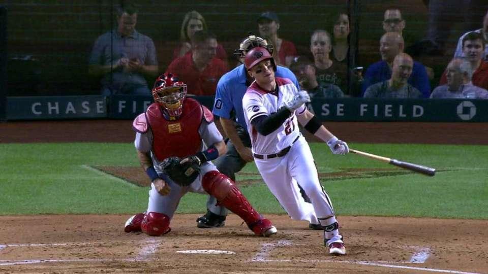Drury's two-run homer