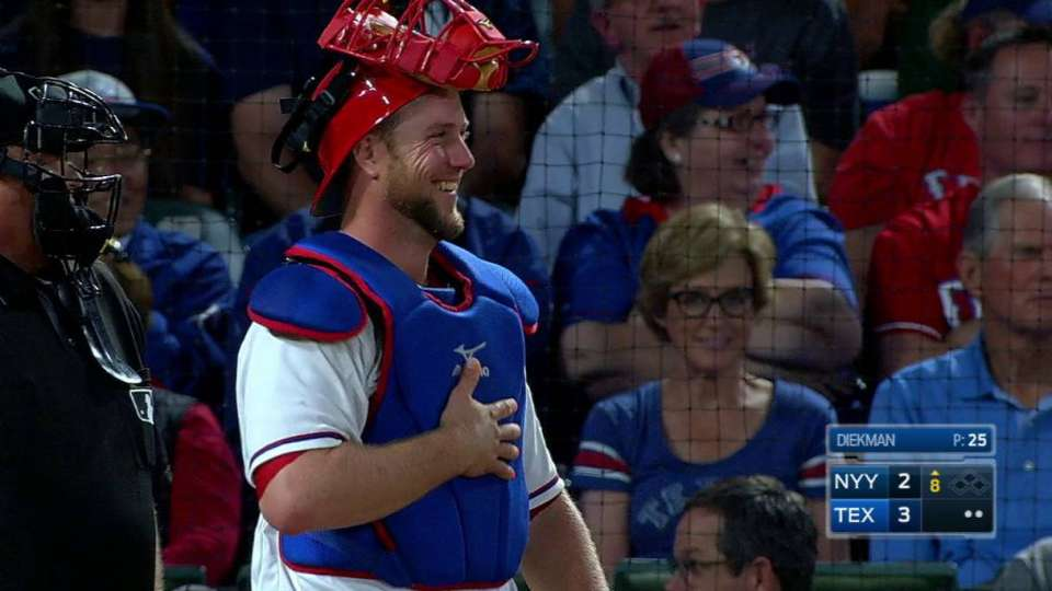 Holaday forgets number of outs
