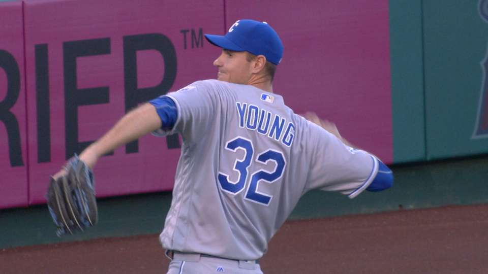 Young's solid start