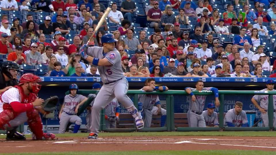 A look at David Wright's stance
