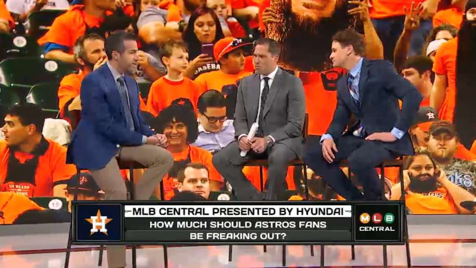 Freak Out on MLB Central