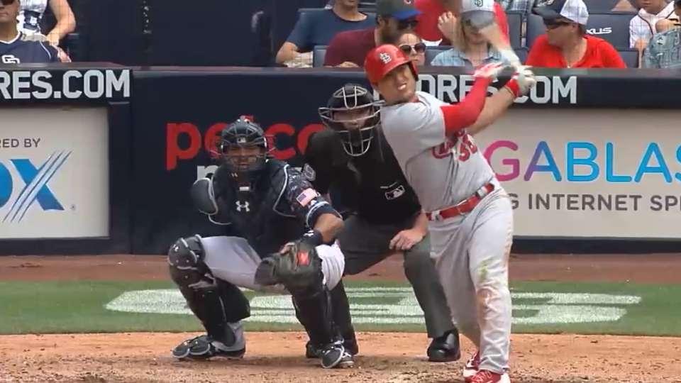 MLB Central on Aledmys Diaz