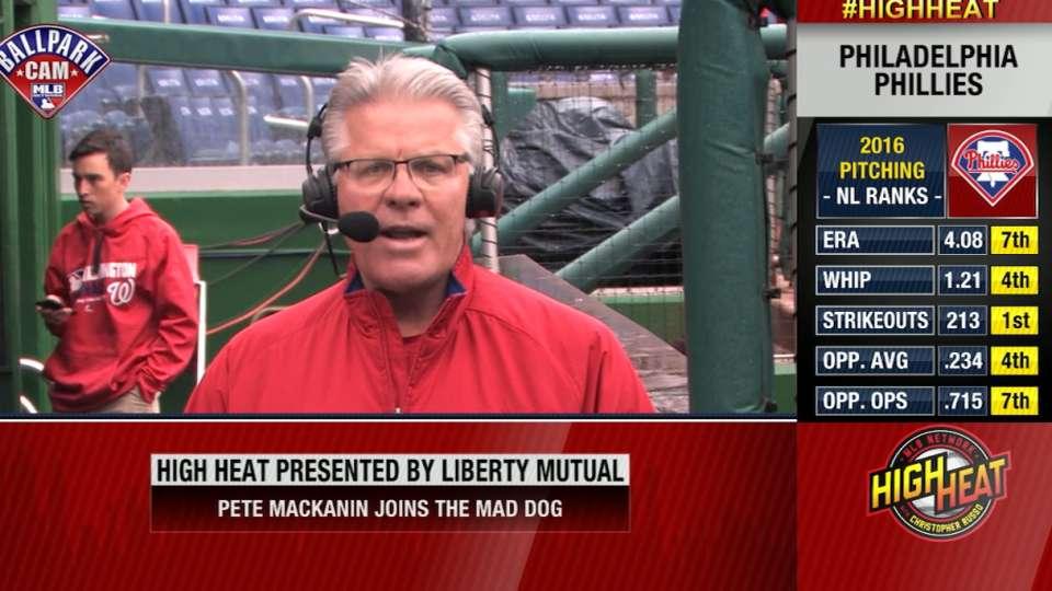 Pete Mackanin joins High Heat