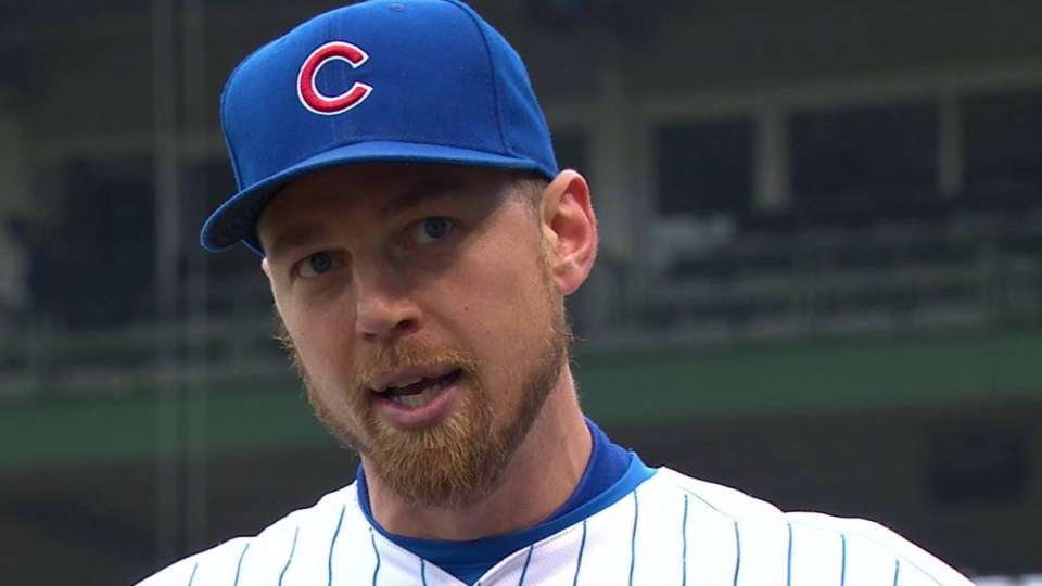 Zobrist discusses offense