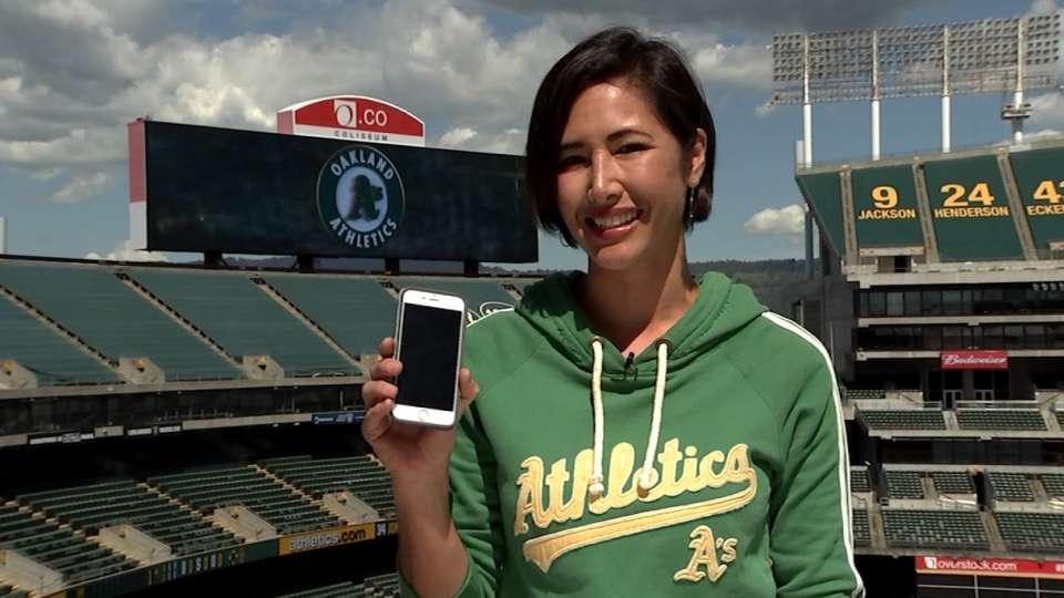 MLB.com Ballpark app