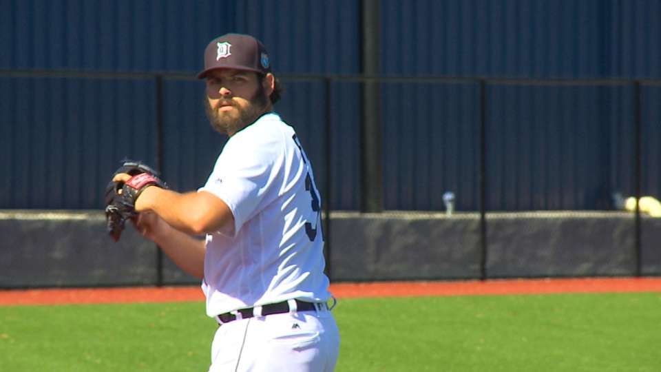 Tigers call up prospect Fulmer