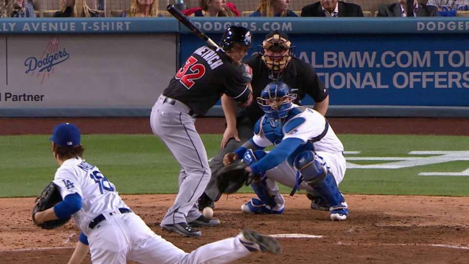 Dietrich's at-bat continues