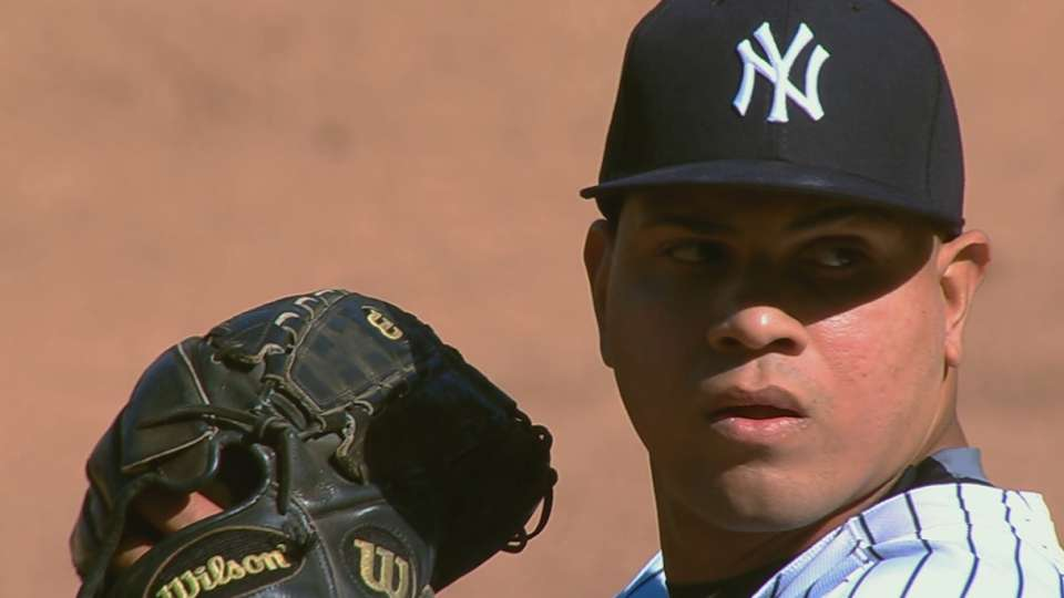 On the Mound: Dellin Betances