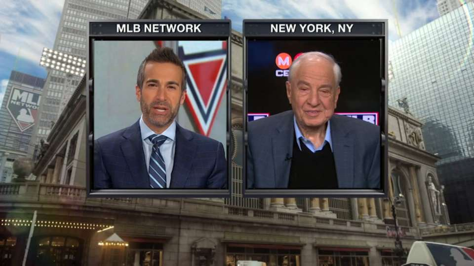 Garry Marshall on MLB Central
