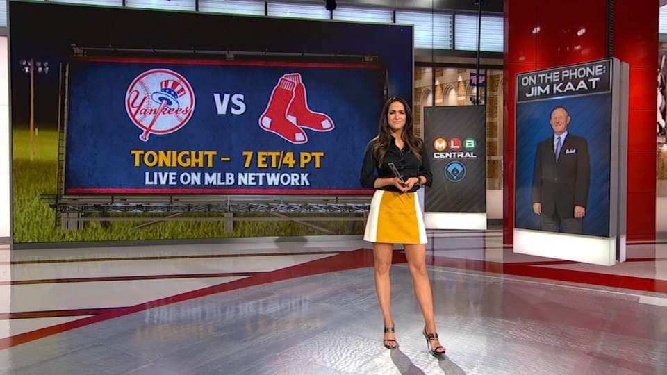 Kaat on Yankees-Red Sox matchup