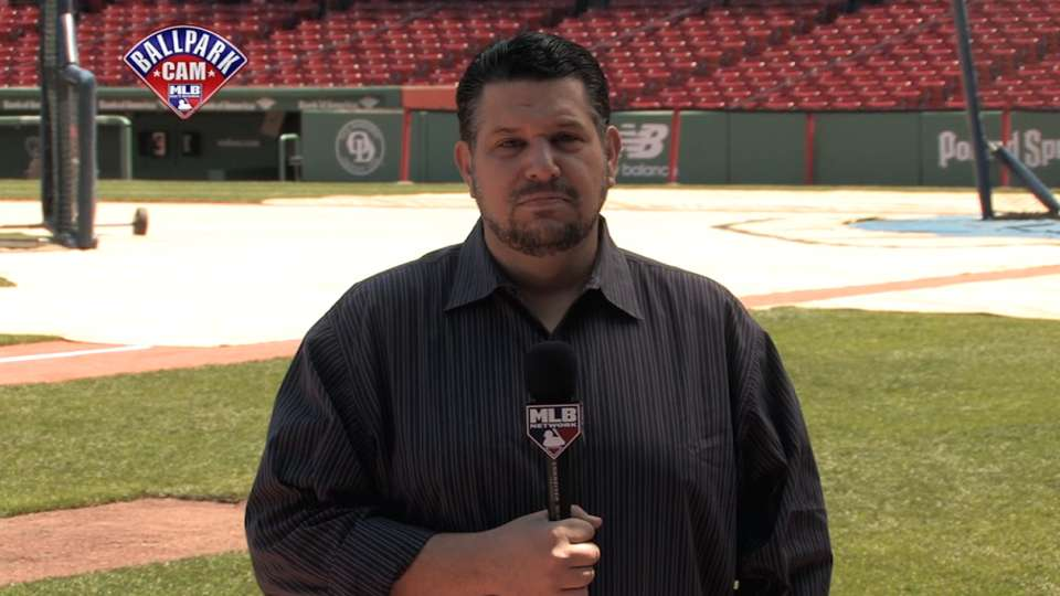 Feinsand on Yankees-Red Sox