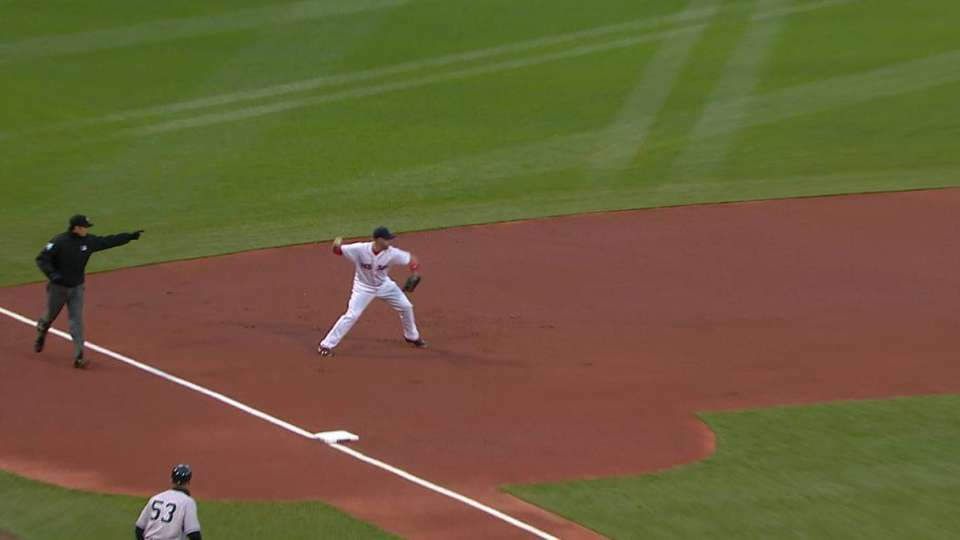 Shaw starts double play