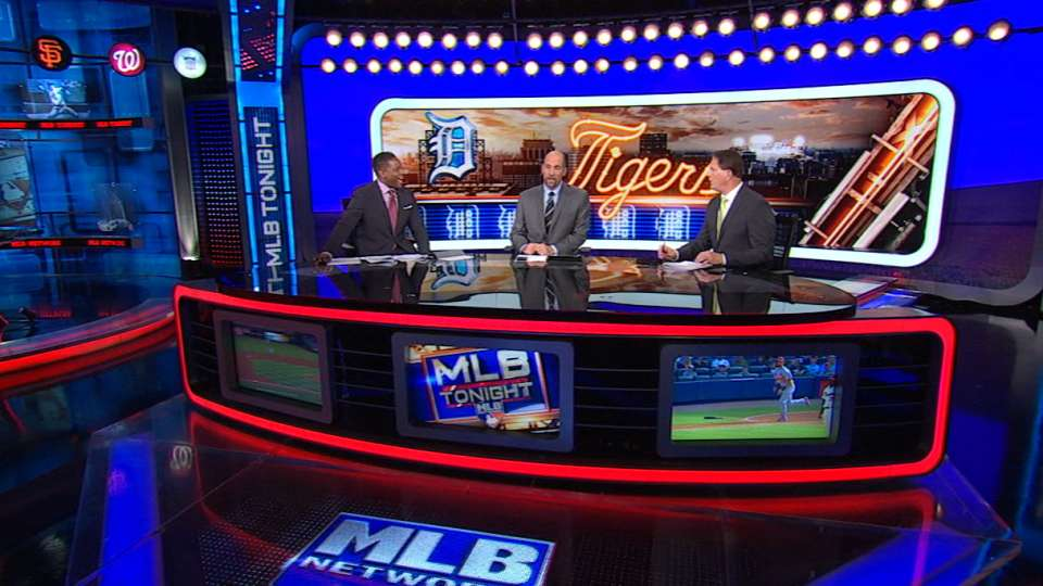 MLB Tonight on Fulmer's debut