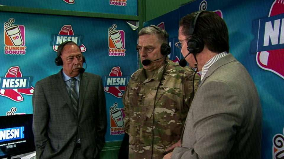 Army Chief of Staff visits booth