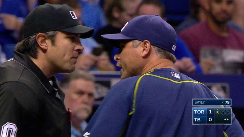 Cash's ejection
