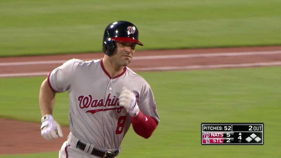 Espinosa's two-run shot