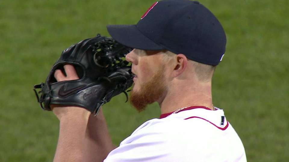 Kimbrel seals seventh save