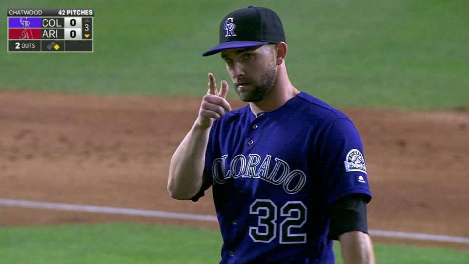 Chatwood retires Owings