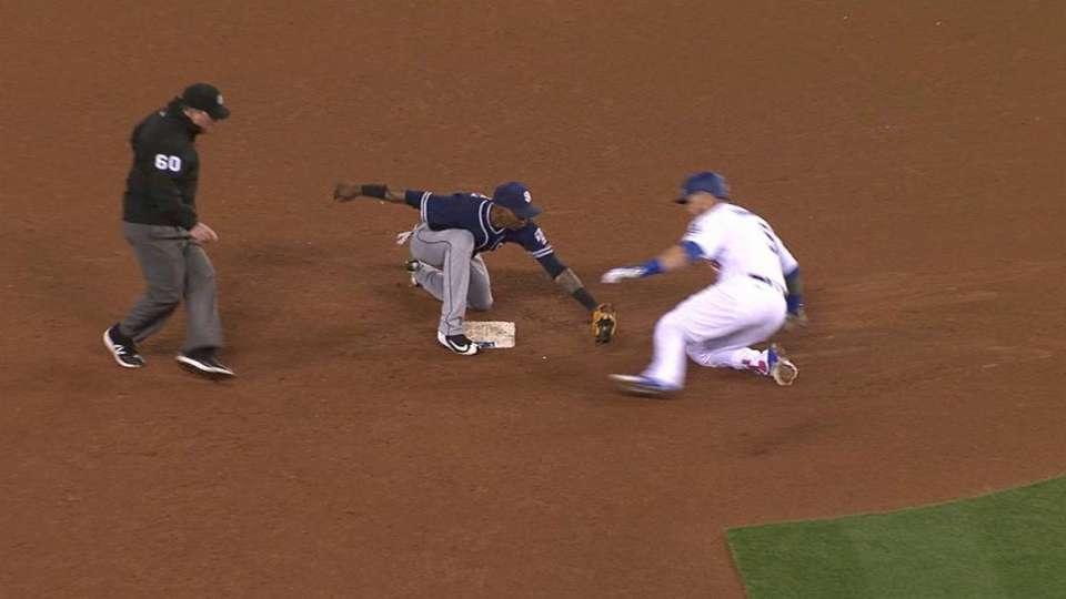 Kemp nabs Grandal
