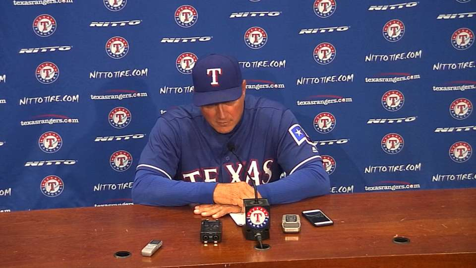Banister on 4-2 win over Angels