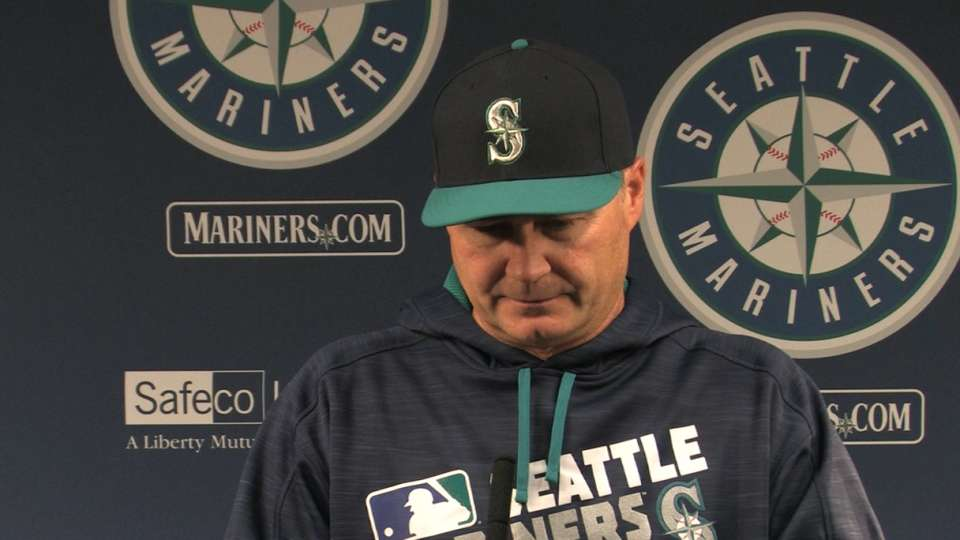Servais on Mariners' 1-0 win