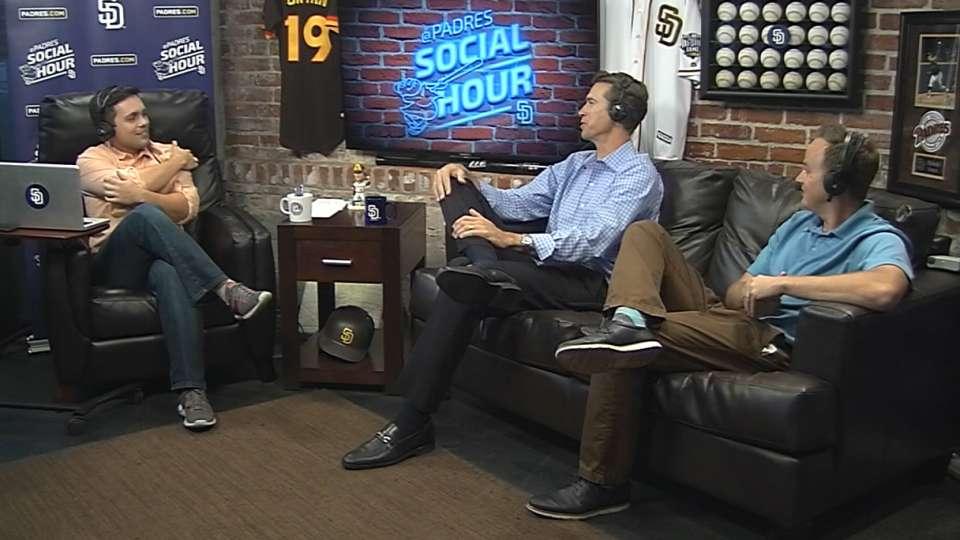 4/29/16 - Padres Social Hour