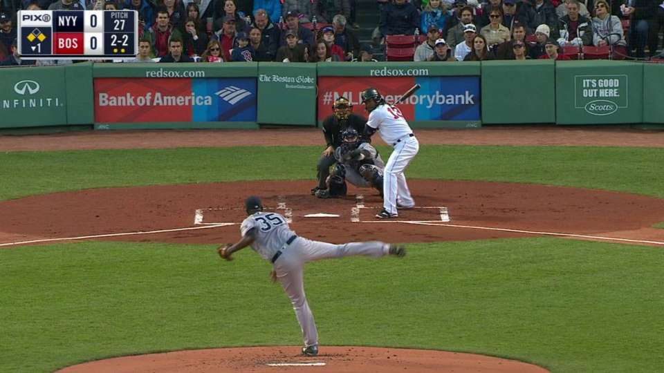 Pineda K's Hanley to escape jam