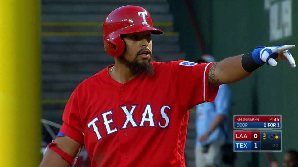 Odor nets double after challenge
