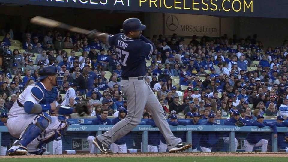 Kemp's RBI double