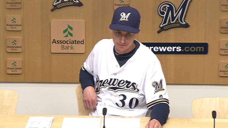 Counsell on 7-5 loss to Marlins