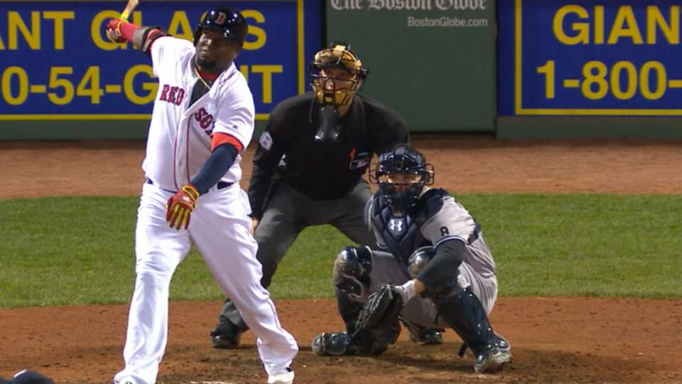 Ortiz delivers for young fan