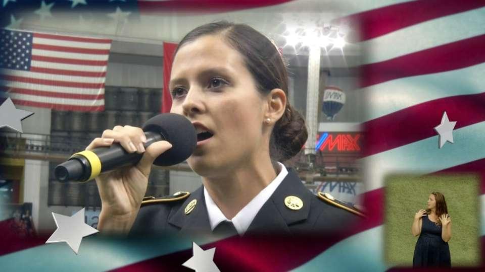 MacDill National Anthem