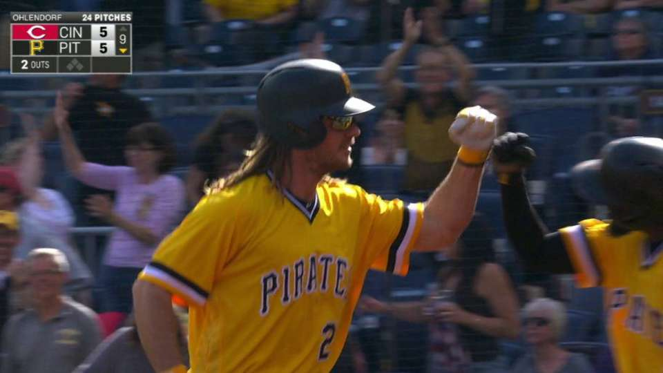 Jaso's game-tying homer