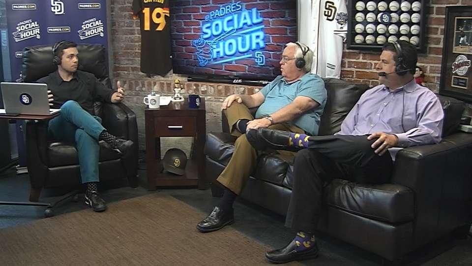 5/1/16: Padres Social Hour