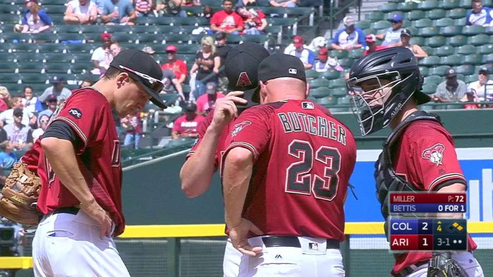 Booth talks Miller's mechanics