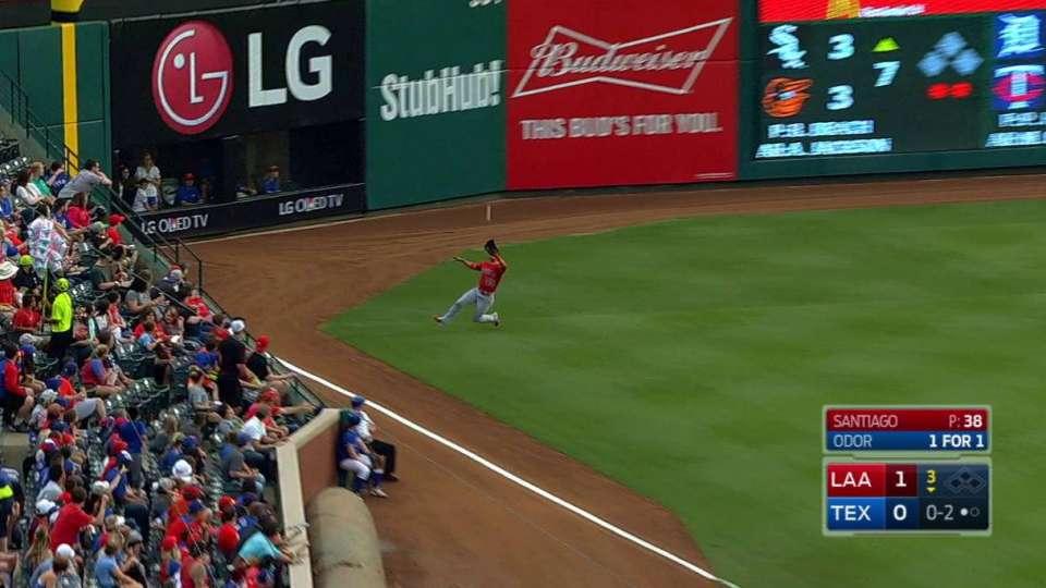 Ortega's sliding catch