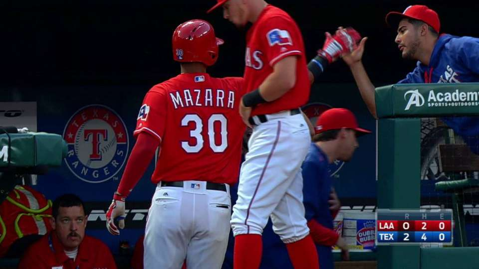 Mazara's sacrifice fly