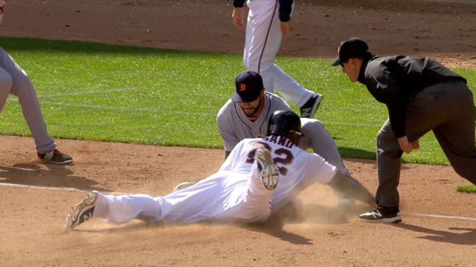 Must C: Tigers' relay ends game
