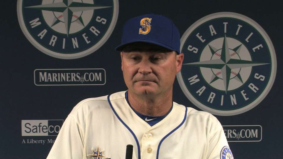 Servais on 4-1 loss to Royals