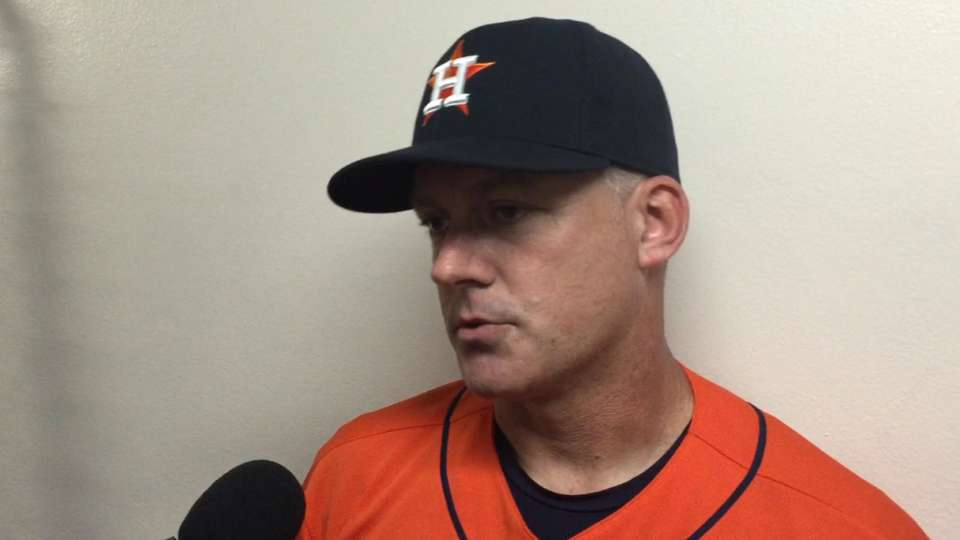Hinch on Fister's outing