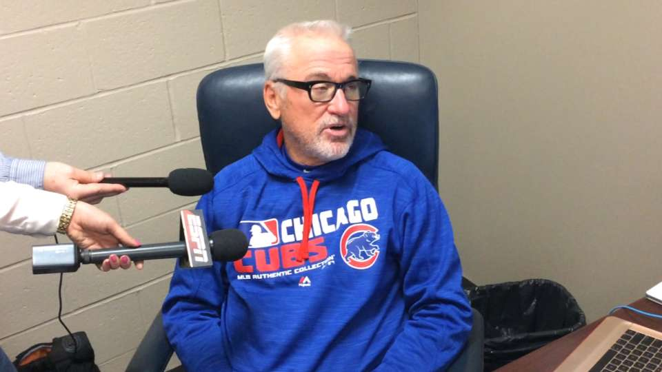 Maddon on Cubs' 7-1 win